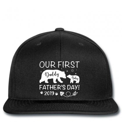 Our First Father's Day 2019 Family Matching Snapback Designed By Toweroflandrose