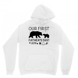 Our First Father's Day 2019 Family Matching - Empty for Your Name Unisex Hoodie | Artistshot