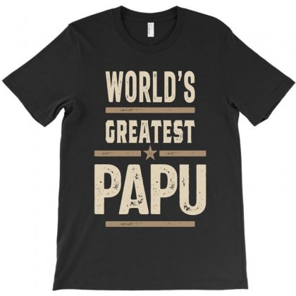 Greatest Papu T-shirt Designed By Cidolopez