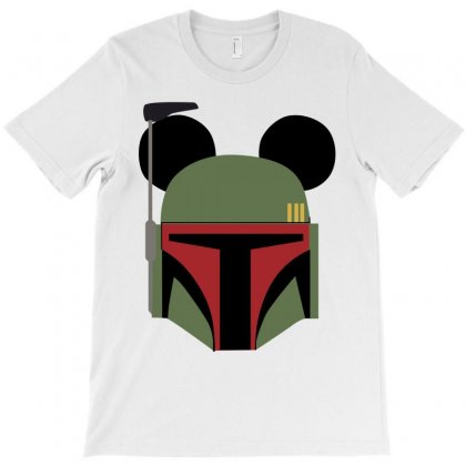 Boba Fett T-shirt Designed By Tshiart