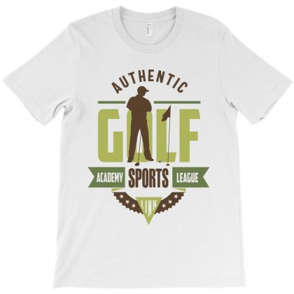 Golf Sports T-shirt Designed By Cidolopez