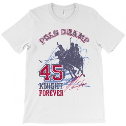 Polo Champ T-shirt Designed By Cidolopez