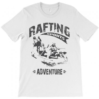 Rafting Sports T-shirt Designed By Cidolopez