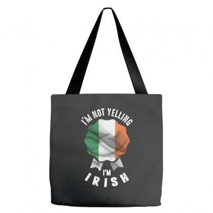 I'm Irish Tote Bags Designed By Chris Ceconello