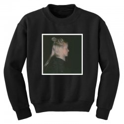 billie eilish merch Youth Sweatshirt | Artistshot