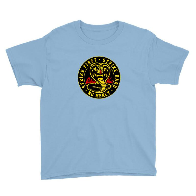 Cobra Kai   The Karate Kid Youth Tee | Artistshot