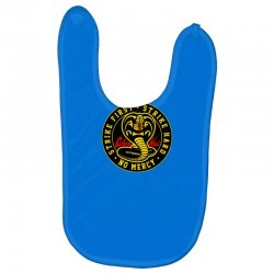 cobra kai   the karate kid Baby Bibs | Artistshot