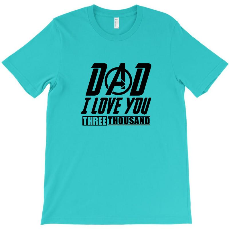 I Love You 3000 Three Thousand Times T-shirt | Artistshot