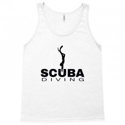 scuba diving 1 Tank Top | Artistshot