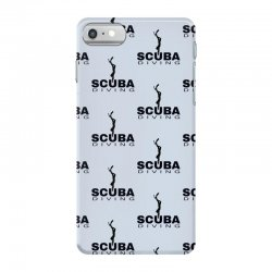 scuba diving 1 iPhone 7 Case | Artistshot