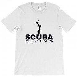 scuba diving 1 T-Shirt | Artistshot