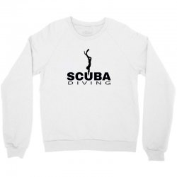 scuba diving 1 Crewneck Sweatshirt | Artistshot