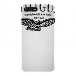 moto guzzi mandello del lario mens black biker iPhone 7 Plus Case | Artistshot