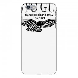 moto guzzi mandello del lario mens black biker iPhone 6 Plus/6s Plus Case | Artistshot