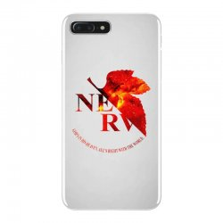 nerv logo iPhone 7 Plus Case | Artistshot