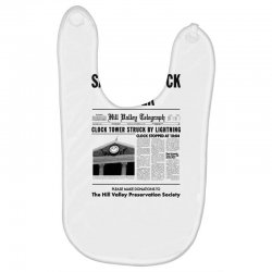 save the clock tower Baby Bibs | Artistshot
