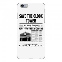 save the clock tower iPhone 6 Plus/6s Plus Case | Artistshot