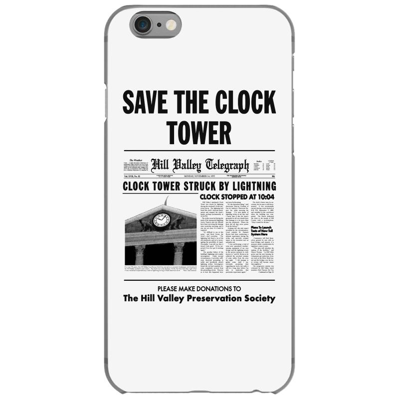 Save The Clock Tower Iphone 6/6s Case | Artistshot