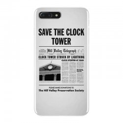 save the clock tower iPhone 7 Plus Case | Artistshot