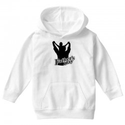 Father's Day Youth Hoodie | Artistshot