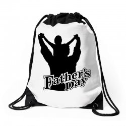 Father's Day Drawstring Bags | Artistshot