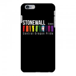 stonewall 50 years central oregon pride iPhone 6 Plus/6s Plus Case | Artistshot
