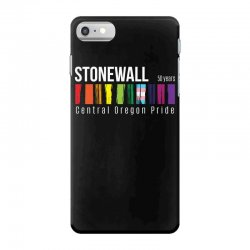 stonewall 50 years central oregon pride iPhone 7 Case | Artistshot