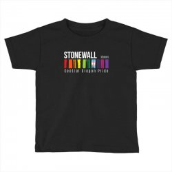 stonewall 50 years central oregon pride Toddler T-shirt | Artistshot