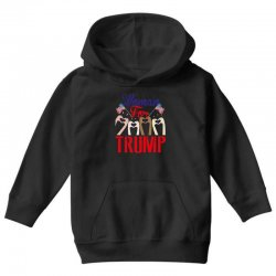 woman for trump Youth Hoodie | Artistshot