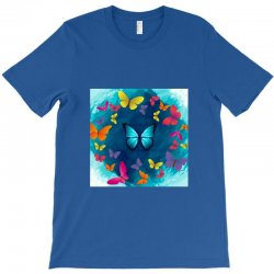 Butterfly World T-Shirt | Artistshot