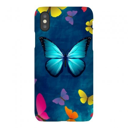 Butterfly World Iphonex Case Designed By Mistree