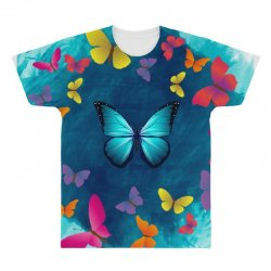 Butterfly World All Over Men's T-shirt | Artistshot