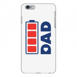 I love my Dad creative charger icon iPhone 6 Plus/6s Plus Case | Artistshot