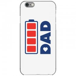 I love my Dad creative charger icon iPhone 6/6s Case | Artistshot
