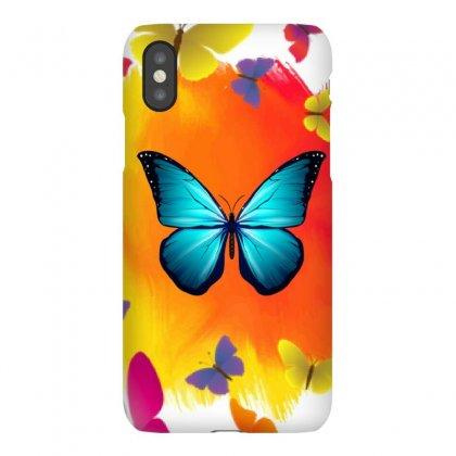 Butterfly Life Iphonex Case Designed By Mistree
