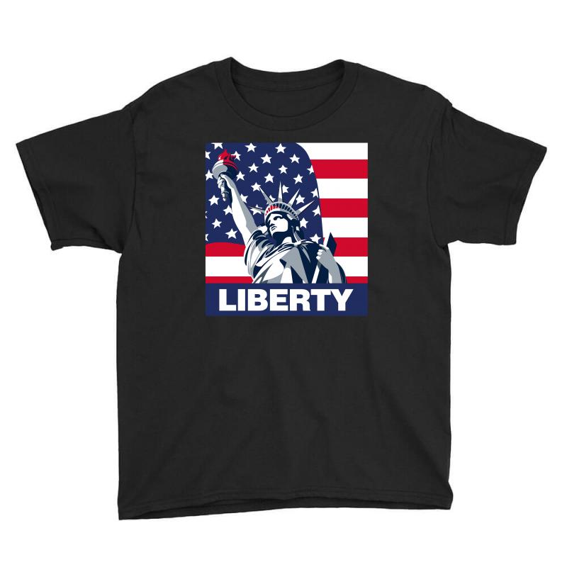 Liberty Youth Tee | Artistshot
