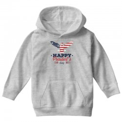 happy president's day Youth Hoodie | Artistshot