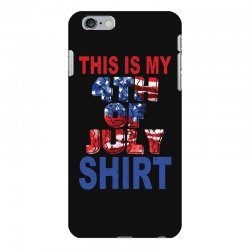 this is my 4th of july shirt iPhone 6 Plus/6s Plus Case | Artistshot