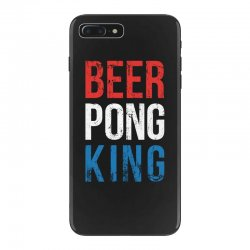 beer pong king iPhone 7 Plus Case | Artistshot