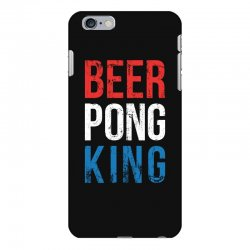 beer pong king iPhone 6 Plus/6s Plus Case | Artistshot