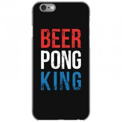 beer pong king iPhone 6/6s Case | Artistshot