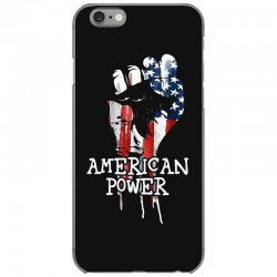 american power iPhone 6/6s Case | Artistshot