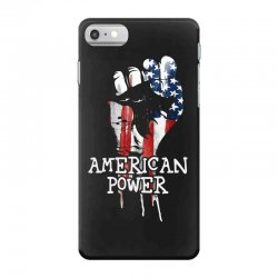 american power iPhone 7 Case | Artistshot
