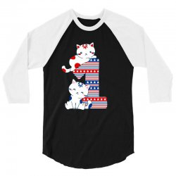 american one year old baby 3/4 Sleeve Shirt | Artistshot