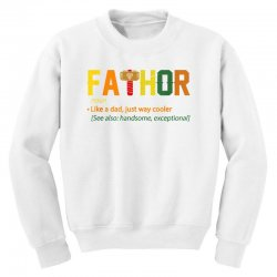 fa thor Youth Sweatshirt | Artistshot