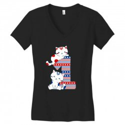 american one year old baby Women's V-Neck T-Shirt | Artistshot