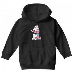 american one year old baby Youth Hoodie | Artistshot