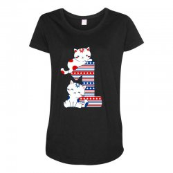 american one year old baby Maternity Scoop Neck T-shirt | Artistshot