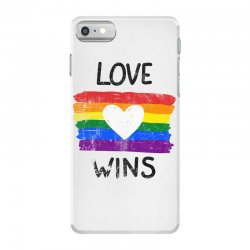 love wins for light iPhone 7 Case | Artistshot