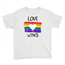 love wins for light Youth Tee | Artistshot